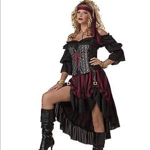 Dresses & Skirts - Pirate Wench Costume